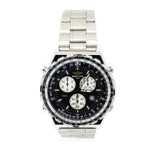 Breitling Jupiter Pilot Chronograph Watch