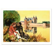 The Couple by Vernet Bonfort, Robert