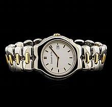 Tiffany & Co. Two-Tone Tesoro Watch