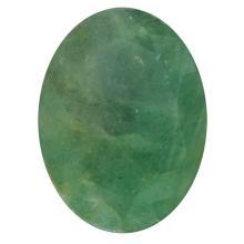 7.74 ctw Oval Emerald Parcel