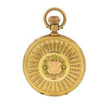 Vintage Waltham Pocket Watch - 10KT Rose Gold