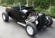 1929 Ford Highboy Roadster Hotrod