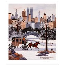 Manhattan Wonderland by Wooster Scott, Jane