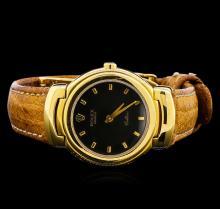 Rolex 18KT Yellow Gold Cellini Ladies Watch