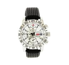 Chopard Stainless Steel Mille Miglia Chronograph Watch