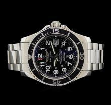 Breitling Stainless Steel SuperOcean II 42 Men's Watch