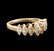14KT Yellow Gold 2.04 ctw Diamond Ring