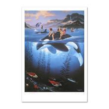 Whale Rides by Wyland & Warren