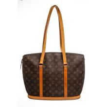 Louis Vuitton Monogram Canvas Leather Babylone Shoulder Bag