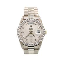 men s antique vintage watches for invaluable gents rolex 18kt white gold president daydate watch