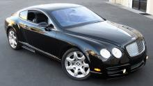 2006 Mansory GT63 Bentley Continental Coupe Mulliner Edition