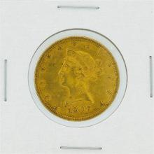 1907 $10 Liberty Head Eagle Gold Coin