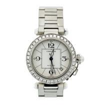 Cartier Pasha C Wristwatch