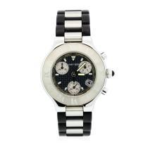 Cartier Must 21 Chronoscaph Watch