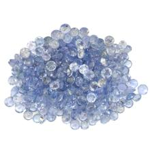 20.77 ctw Round Mixed Tanzanite Parcel