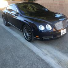 2006 Bentley GT Coupe