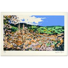 Vie of Taxco by Henrie (1932-1999)