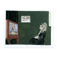 Whiskers Mother by Chuck Jones (1912-2002)