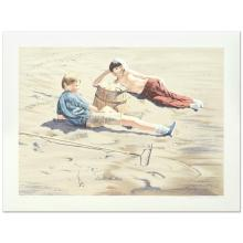 The Beach Combers by Nelson, William