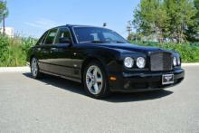 2009 Black Bentley Arnage T