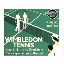 Wimbledon Tennis by RE Society