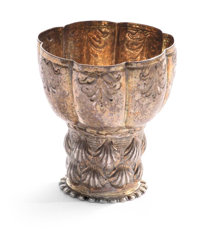 SILVER CHALICE BY CHRISTIAN NAEBOE.