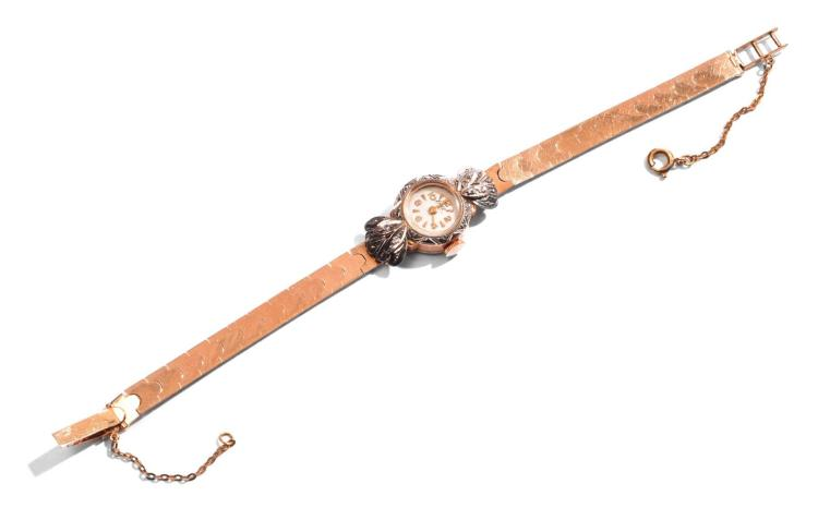 LACO 18K WOMENS WATCH.
