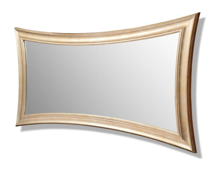 LANDSCAPE WALL MIRROR BY CENTURY.