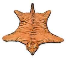 Online Only - Fall Auction - Antique Leopard & Tiger Skins