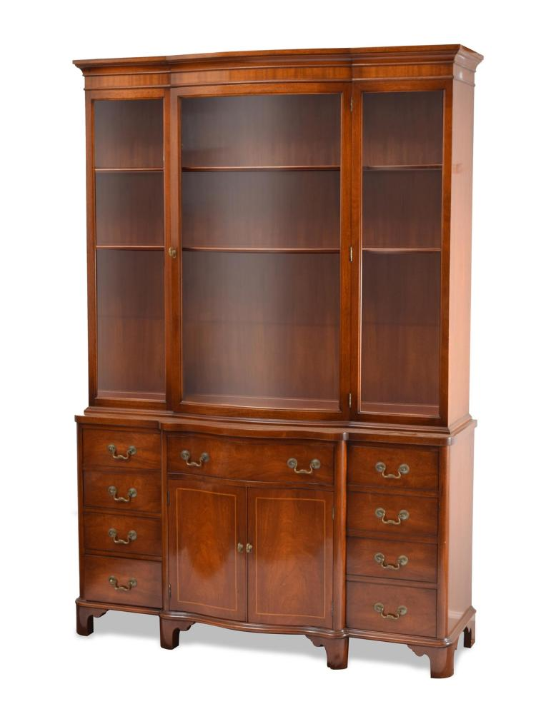 Breakfront Cabinet By Craig Furniture