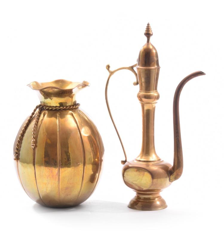 TWO PERSIAN VESSELS.