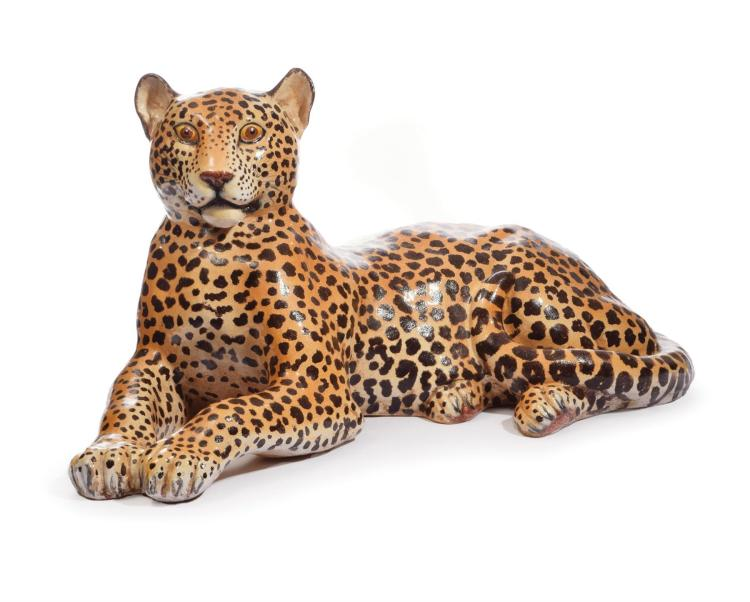 LIFESIZE CHEETAH PUP.