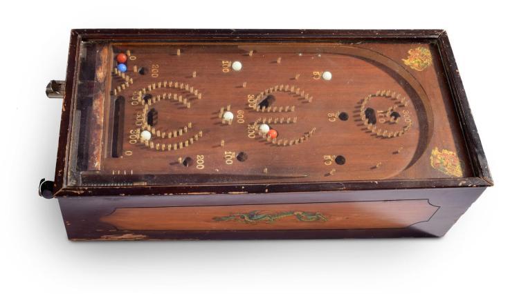COIN-OP TABLE TOP ARCADE GAME.