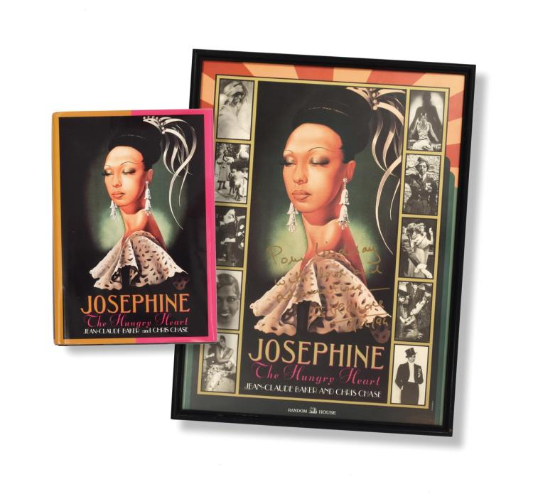 JOSEPHINE: THE HUNGRY HEART BOOK AND POSTER.