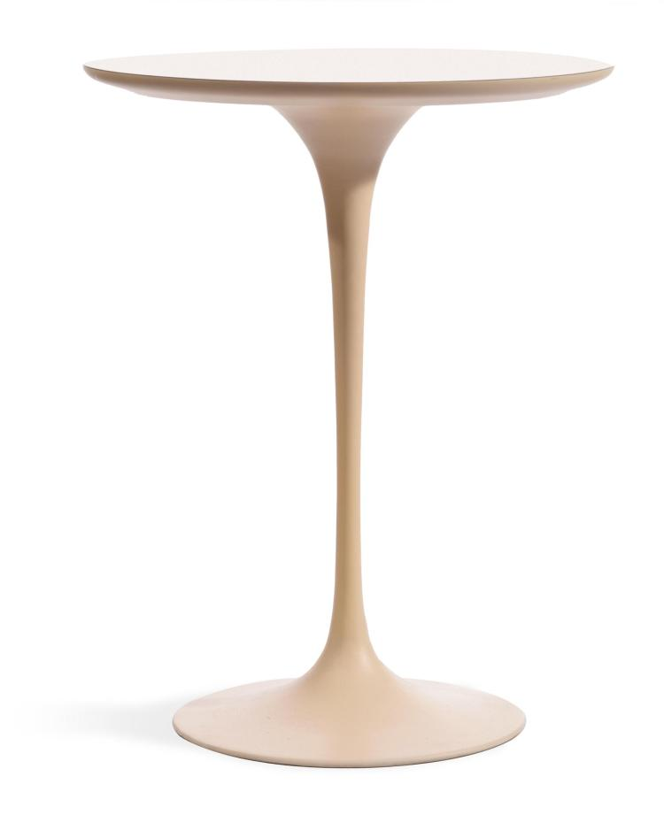 TULIP SIDE TABLE BY EERO SAARINEN FOR KNOLL.