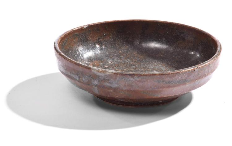 SHALLOW JAPANESE BOWL.