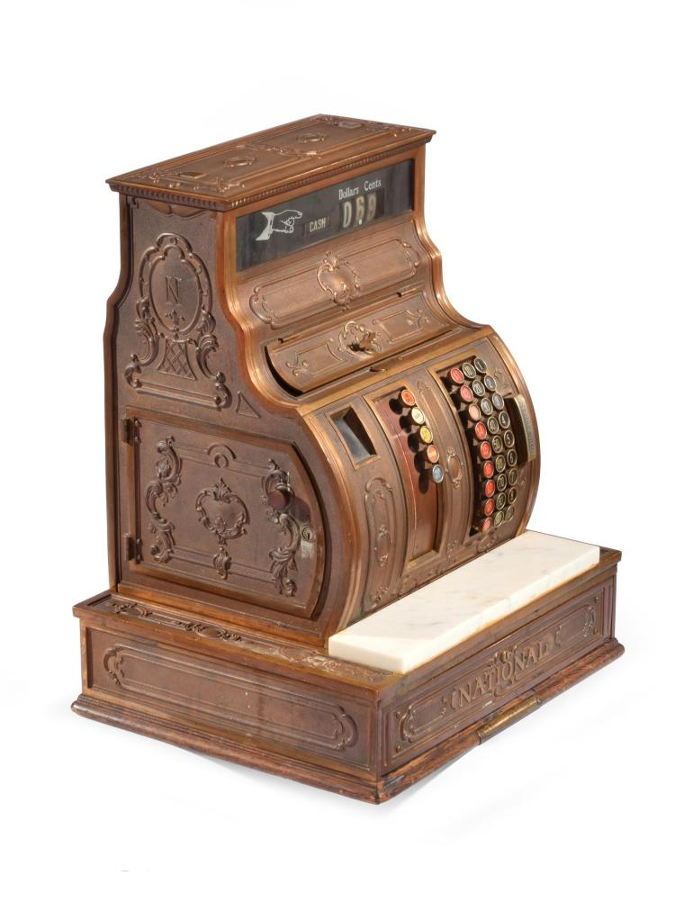 NATIONAL CASH REGISTER.