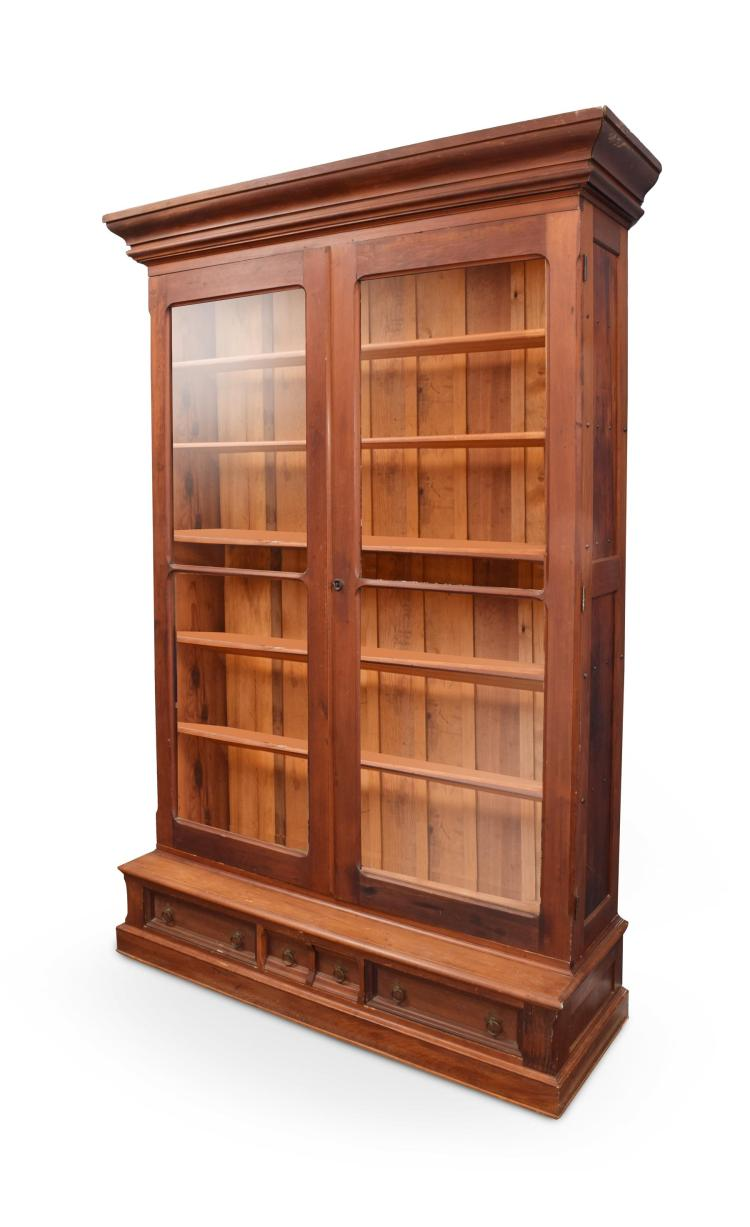 COUNTRY STYLE BOOKCASE.