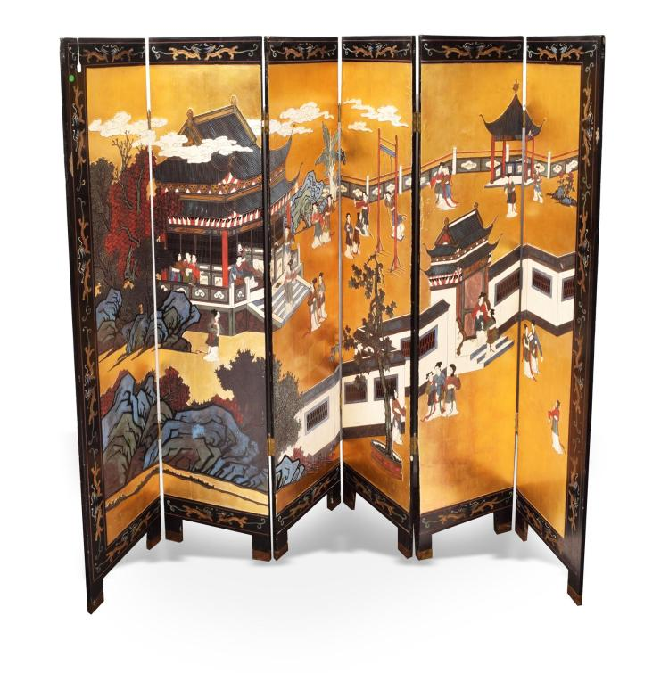 JAPANESE SCREEN.