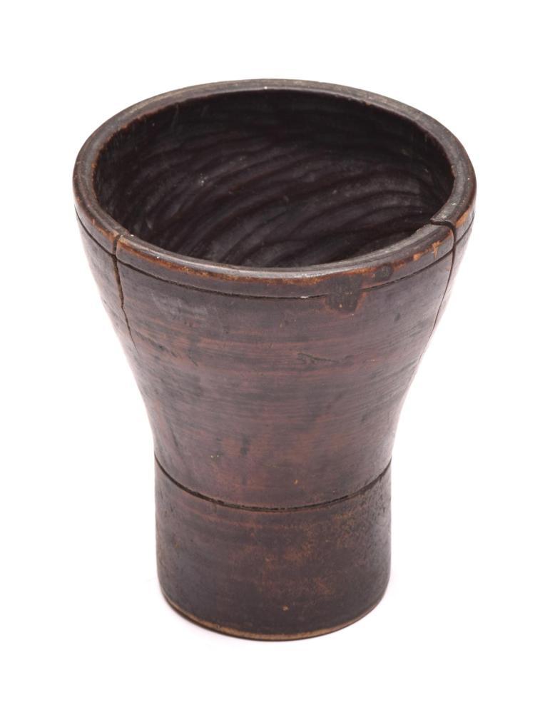 PRE-COLUMBIAN KERO CUP.