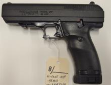 Lot 8: HI-POINT Model JHP .45 ACP Semi-Auto Pistol