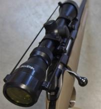 Lot 9: RUGER American Rifle Ranch Bolt-Action 5.56 NATO / .223 Remington with Scope, New