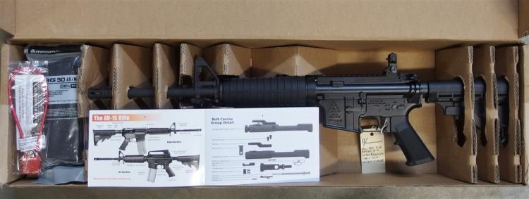 DELTON RFTMC16-0 Semi-Auto Rifle, NIB