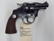 Lot 19: COLT Police Positive .38 cal. DA Revolver, 1929