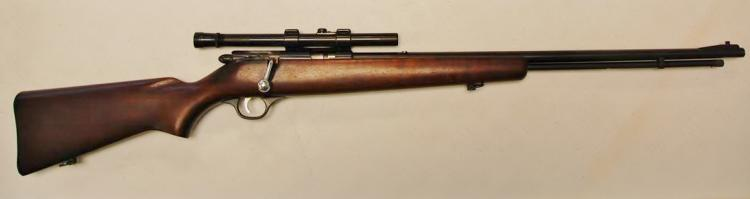 MARLIN Model 81-DL .22 cal. S-L-LR Bolt Action  Rifle with Scope