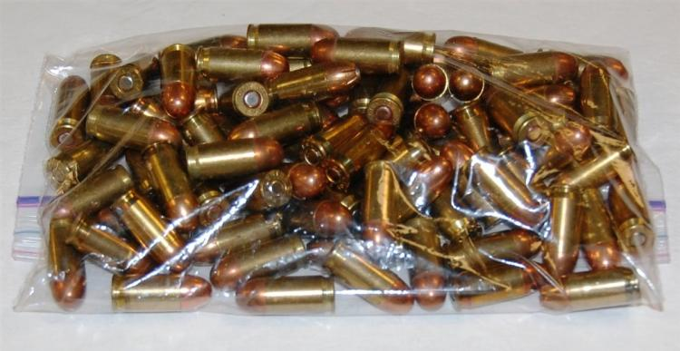 Assorted .380 cal. Ammo, 75 + Rounds