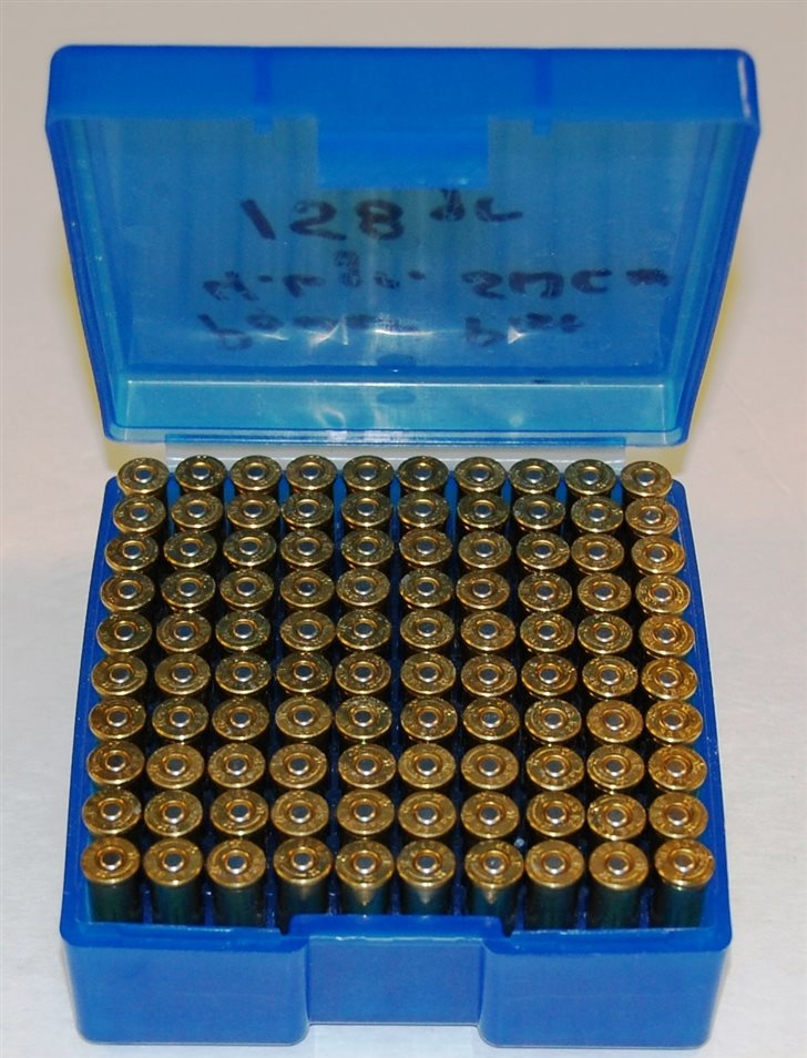 Assorted .38 cal. SPL Ammo, 100 Rounds