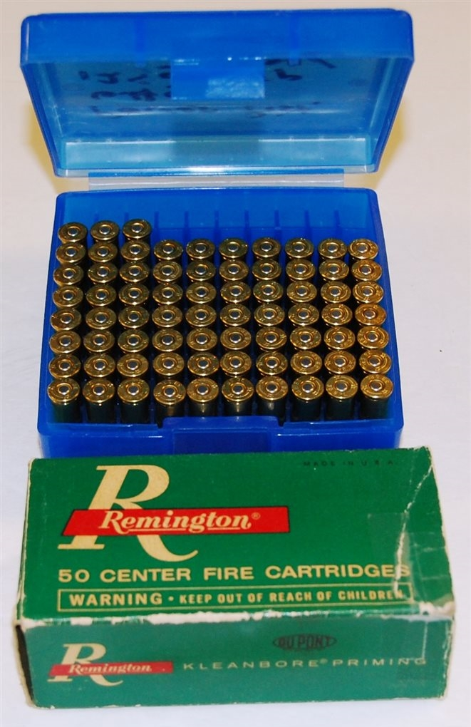Assorted .38 cal. SPL Ammo, 113 Rounds