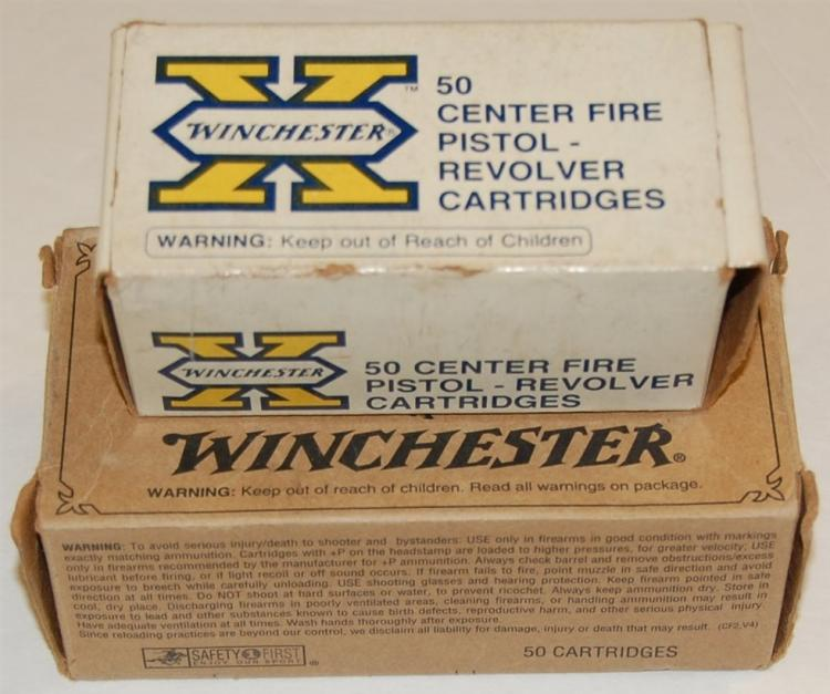 Lot 115: Assorted .38 cal. SPL Ammo, 94 Rounds