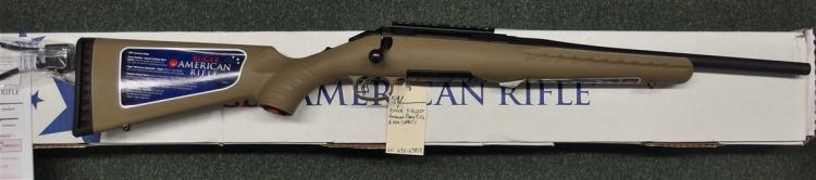 RUGER American Rifle Ranch 5.56/223 Bolt-Action Rifle